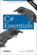 Cover image for C# Essentials, 2nd Edition