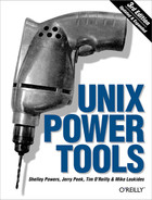 Cover of Unix Power Tools, 3rd Edition