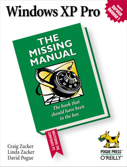 Windows XP Professional: The Missing Manual