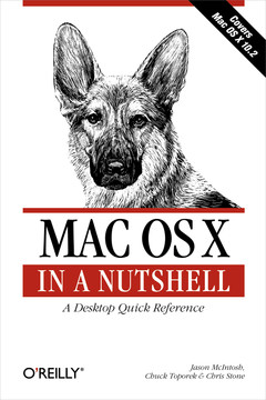 Mac OS X in a Nutshell