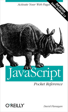 JavaScript Pocket Reference, 2nd Edition