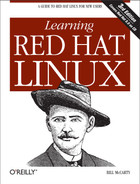 Cover image for Learning Red Hat Linux, Third Edition