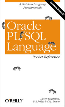 Oracle PL/SQL Language Pocket Reference, Second Edition