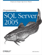 Cover image for Programming SQL Server 2005