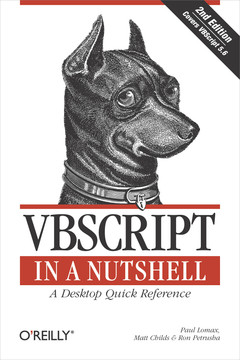 1  Introduction - VBScript in a Nutshell, 2nd Edition [Book]