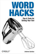 Cover image for Word Hacks