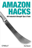 Cover image for Amazon Hacks