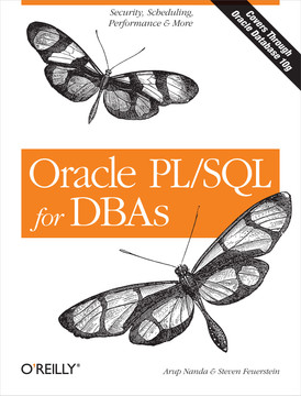 Oracle PL/SQL for DBAs