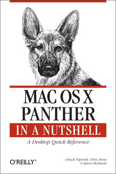 Mac OS X Panther in a Nutshell, 2nd Edition