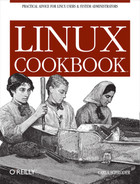 Cover image for Linux Cookbook