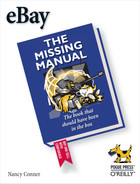 Cover image for eBay: The Missing Manual