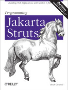 Cover image for Programming Jakarta Struts, Second Edition