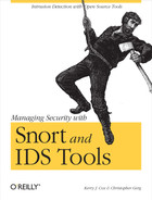 Cover image for Managing Security with Snort & IDS Tools
