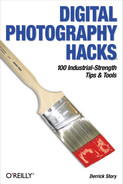 Cover image for Digital Photography Hacks