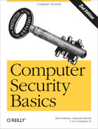 Cover image for Computer Security Basics, 2nd Edition