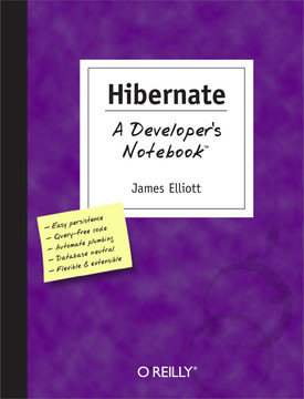 Hibernate: A Developer's Notebook