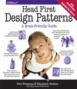 Cover of Head First Design Patterns