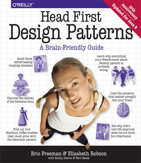 head first design patterns book in safari books online