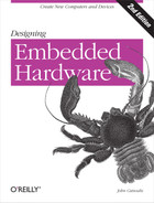 Cover of Designing Embedded Hardware, 2nd Edition