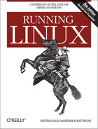 Cover of Running Linux, 5th Edition