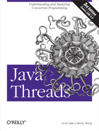 Cover of Java Threads, 3rd Edition