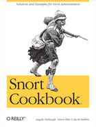 Cover image for Snort Cookbook