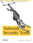Cover of Network Security Tools