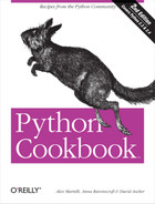 Cover image for Python Cookbook, 2nd Edition