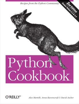 Python Cookbook, 2nd Edition