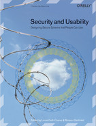 Cover image for Security and Usability