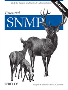 Cover of Essential SNMP, 2nd Edition
