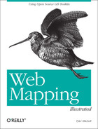 Cover image for Web Mapping Illustrated