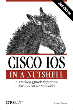 4  Line Commands - Cisco IOS in a Nutshell, 2nd Edition [Book]