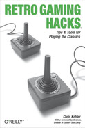 Cover image for Retro Gaming Hacks