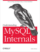 Cover of Understanding MySQL Internals