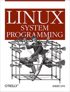 Cover of Linux System Programming