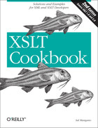 Cover of XSLT Cookbook, 2nd Edition