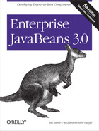 Cover image for Enterprise JavaBeans 3.0, 5th Edition
