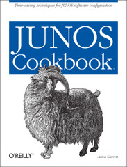 JUNOS Cookbook