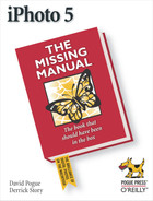 Cover image for iPhoto 5: The Missing Manual, Fourth Edition