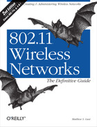 Cover of 802.11 Wireless Networks: The Definitive Guide, 2nd Edition