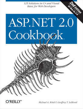 ASP.NET 2.0 Cookbook, 2nd Edition