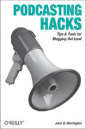 Cover image for Podcasting Hacks