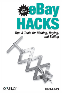 eBay Hacks, 2nd Edition