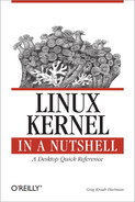 Cover image for Linux Kernel in a Nutshell