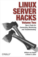 Cover image for Linux Server Hacks, Volume Two