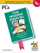 Cover image for PCs: The Missing Manual