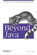 Cover image for Beyond Java