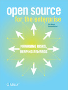 Cover of Open Source for the Enterprise