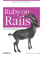 Cover image for Ruby on Rails: Up and Running